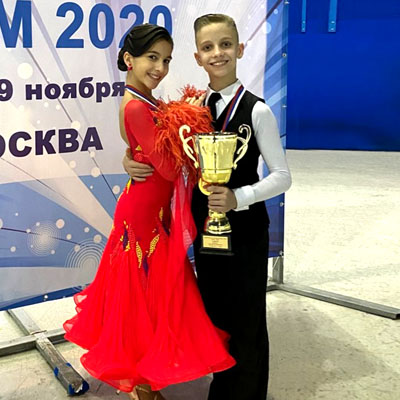 ballroom dance juniors winner