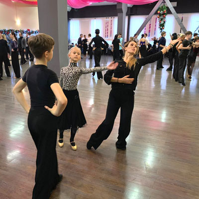 ballroom dance camp